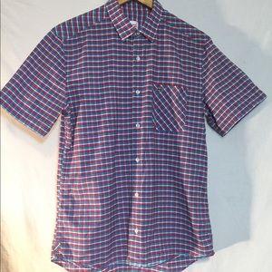 Lacoste L!VE Button Front Shirt